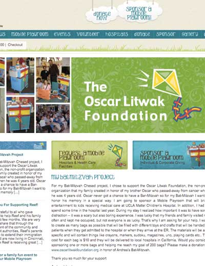 oscar litwak foundation